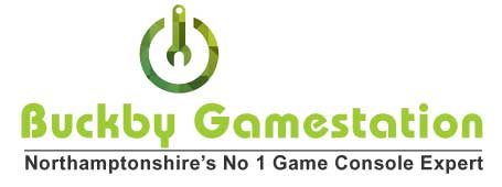 Buckby Gamestation Logo