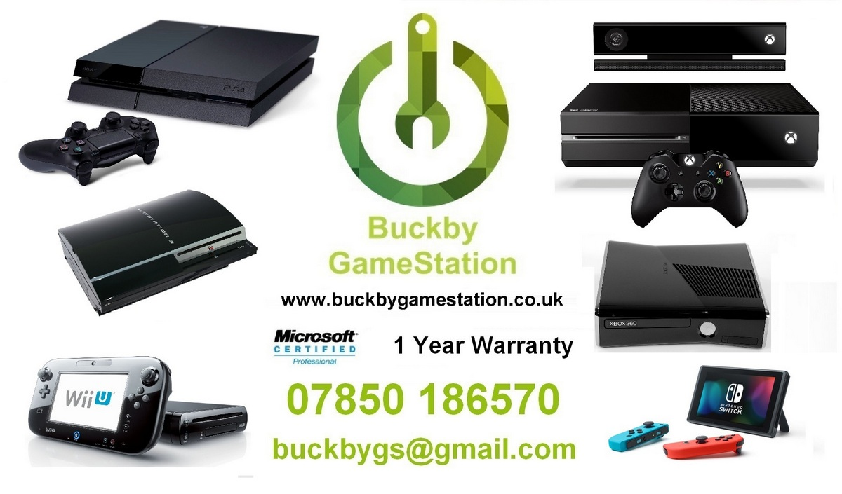 Buckby GameStation Banner Small