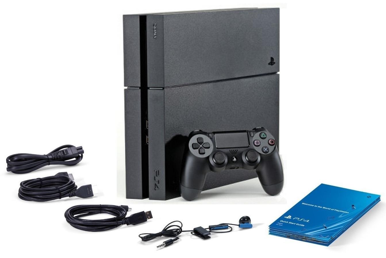 PS4 contents